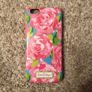 2 Lilly Pulitzer IPhone 6/6s/7 cases